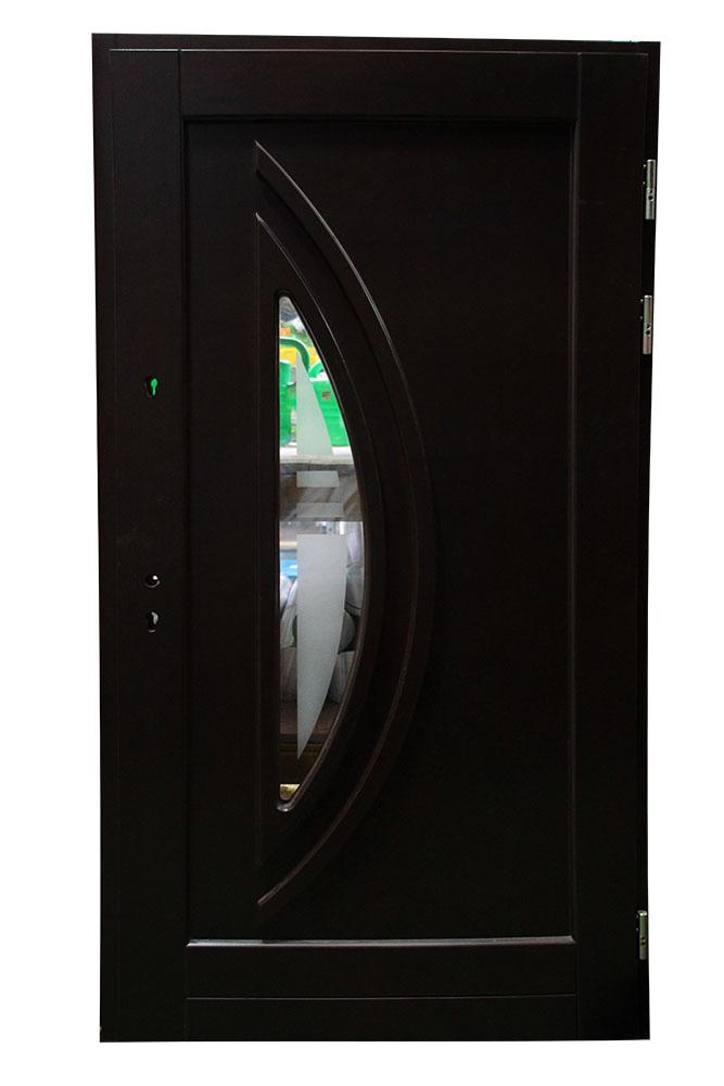 Drzwi zewnętrzne Skos